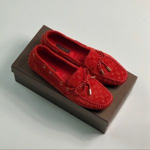 LOUIS VUITTON GLORIA FLAT LOAFER